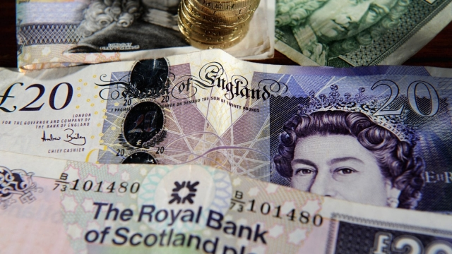 Scotland's economy is lagging behind the UK as a whole (Photo: Getty)