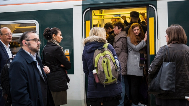 A committee of MPs said season-ticket holders affected by the timetable chaos on Southern, Northern and Thameslink trains shouldn't have to lay the annual fare rise (Photo: Getty)
