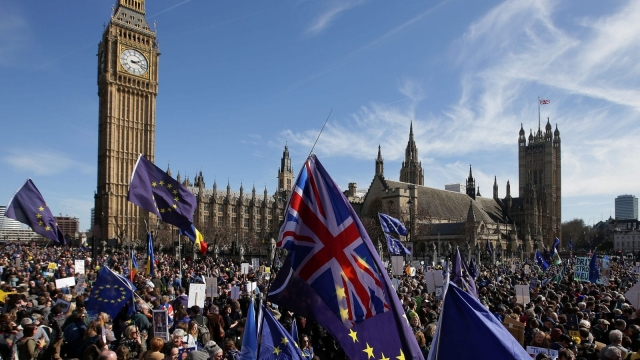 'Politics is always interesting': the festival launch comes at a time of Brexit divisions, a Trump presidency and the rise of the right in Europe (Photo: Getty)