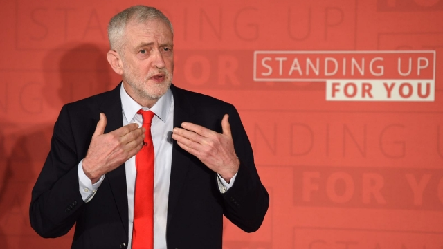 Jeremy Corbyn has announced a series of policy commitments over the last week (Picture: Joe Giddens/PA Wire)