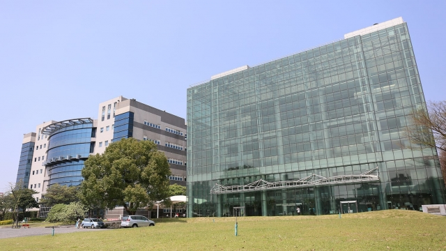 Article thumbnail: HTC's office and factory in Taiwan (Photo: HTC)