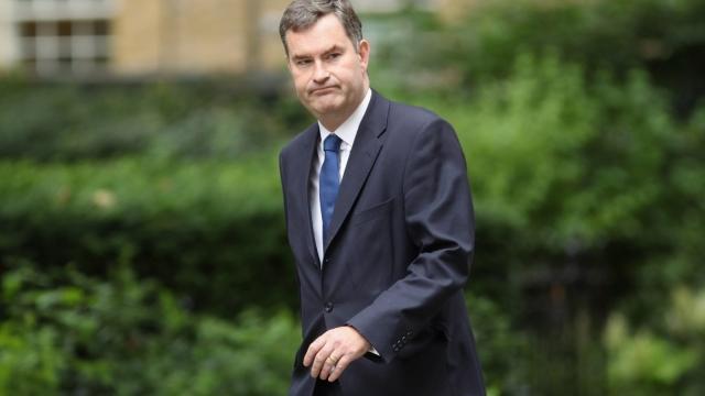 Work and Pensions Secretary David Gauke is under pressure over Universal Credit (Dan Kitwood/Getty Images)