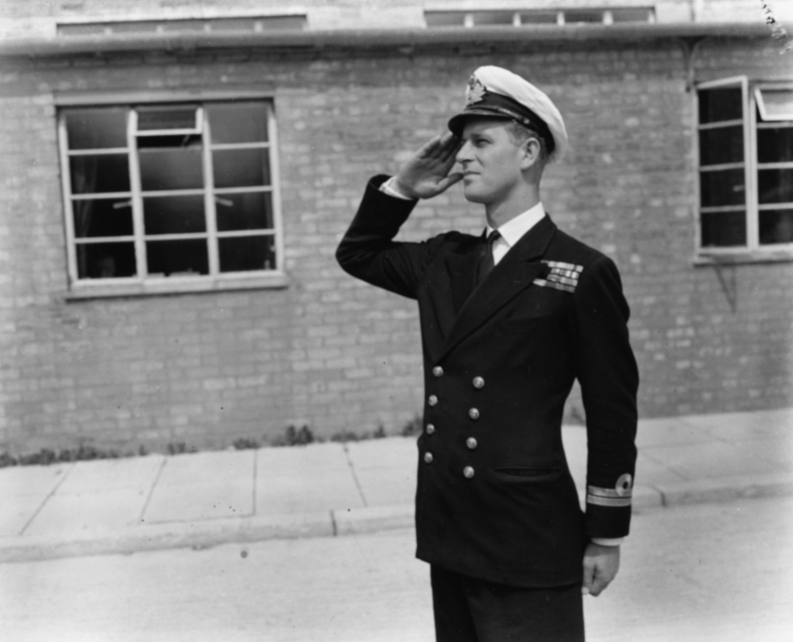 Royal Navy battle cry will sound at Prince Philip's funeral at his personal request