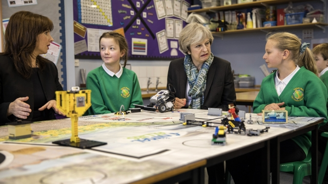 The Government has faced criticism over its decision to restructure school funding (Picture: Getty Images)