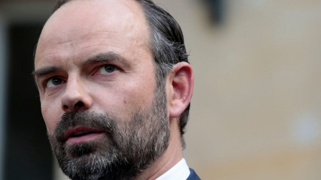 French newly appointed Prime Minister Edouard Philippe (Photo: Getty)