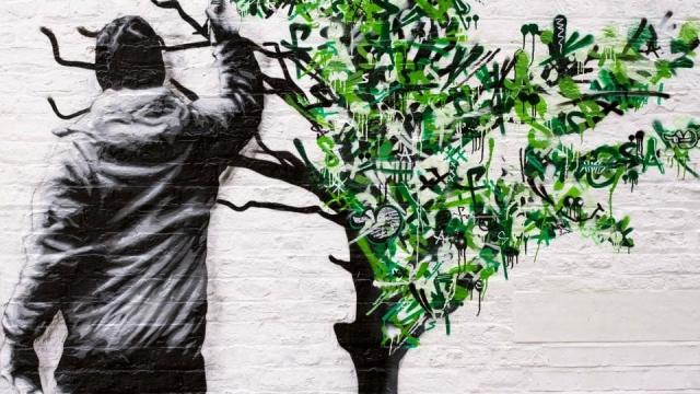 Martin Whatson's Cities of Hope mural