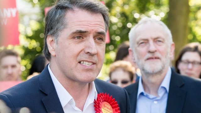 Labour's Steve Rotheram was elected mayor of Liverpool City Region in May. (Photoi by Richard Stonehouse/Getty Images)