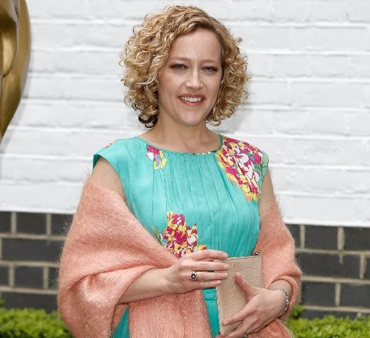 Channel 4 broadcaster Cathy Newman faced abuse at school and has tackled sexism in Westminster