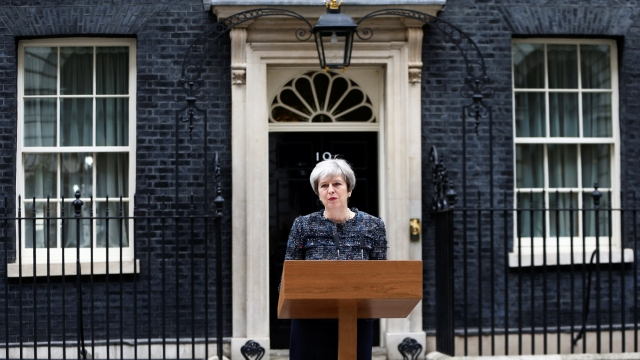 Theresa May's gamble in April failed spectacularly (Photo: Reuters)