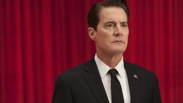 Kyle MacLachlan return as Agent Dale Cooper in Twin Peaks
