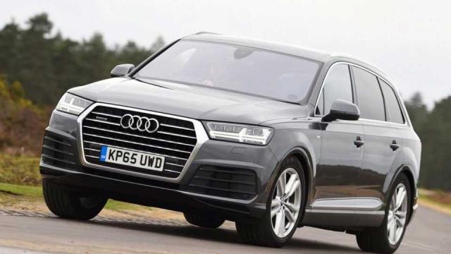Article thumbnail: Audi Q7