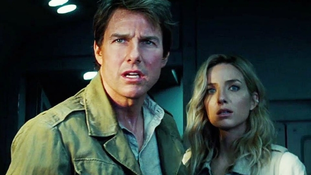 Tom Cruise's Nick Morton isn't your typical egyptologist