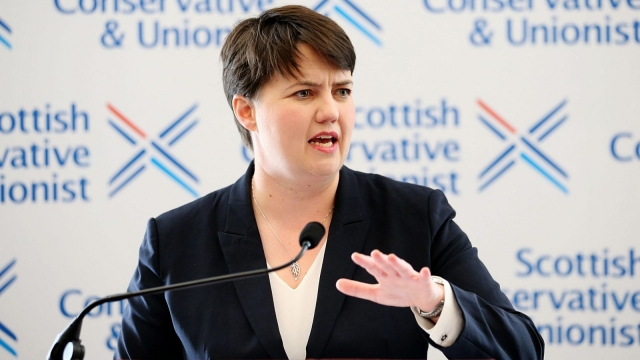 Ruth Davidson has been credited with masterminding a Tory revival in Scotland (Photo: PA)
