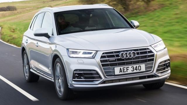 Article thumbnail: Audi Q5