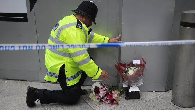 Police officers are being lauded with tributes for their heroism, along with ordinary members of the public who came to the rescue during the London Bridge attack