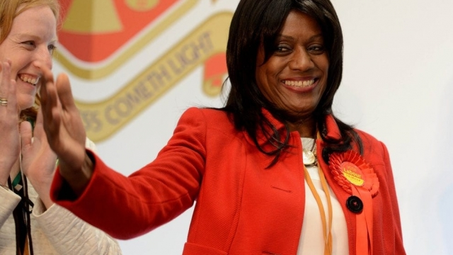 Labour MP Eleanor Smith won Enoch Powell's old seat, Wolverhampton South West, with 49 per cent of the vote. Photo: BAME Labour.