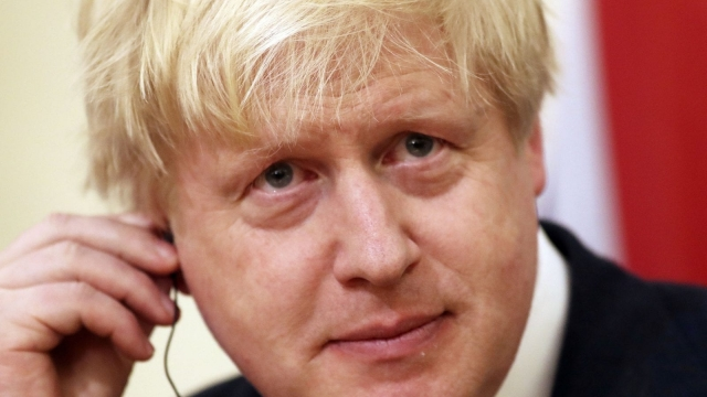Boris Johnson is leading ministerial efforts to pave the way for trade deals around the world (AP Photo/Petros Giannakouris)