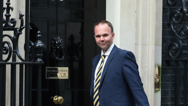Gavin Barwell was rejected by the constituents of Croydon Central on Thursday but has been snapped up by Theresa May, who has appointed him as her chief of staff (Photo: Oli Scarff/Getty Images)