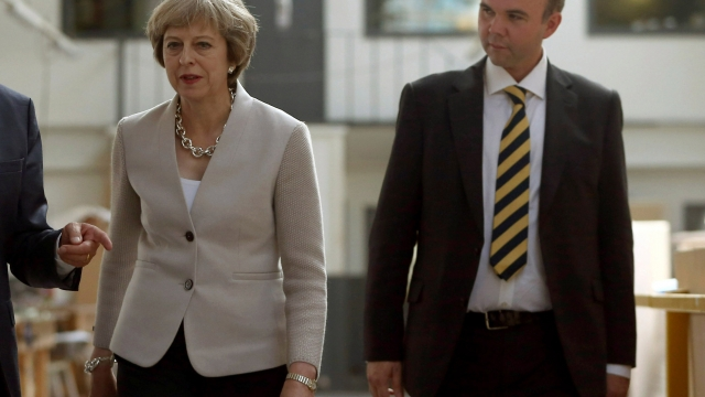 Article thumbnail: Gavin Barwell became Theresa May's right-hand man after her former chiefs of staff were blamed for the disastrous general election result when she lost her majority.