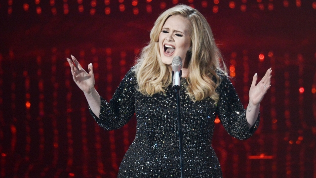 Tickets to see stars such as Adele perform are sold on sites including Viagogo at a huge markup (Photo: Kevin Winter/Getty Images)