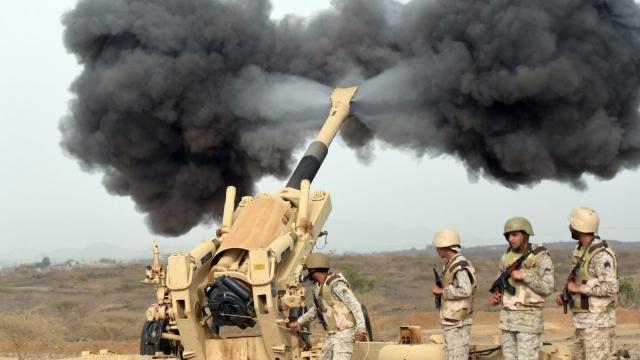 Labour would halt arms sales to Saudi Arabia
