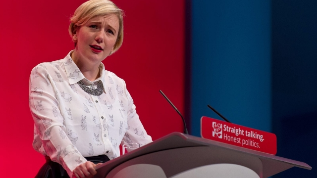 MP for Walthamstow Stella Creasy #PayMeToo