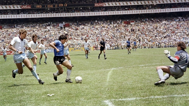 Diego Maradona vs England in 1986: the good, the bad and the ugly