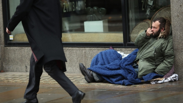 "The Greens would stop declaring people ""intentionally homeless"". Photo: Getty."