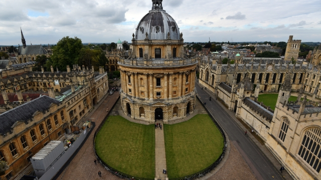 Oxford has let in more women than men for the first time (Photo: Getty Images)