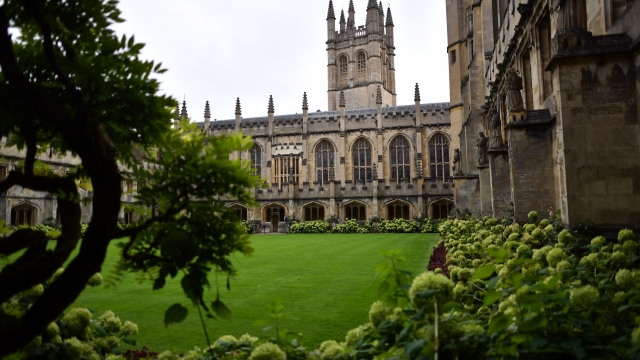 The picture at Oxford and Cambridge has been getting worse (Photo by Carl Court/Getty Images)