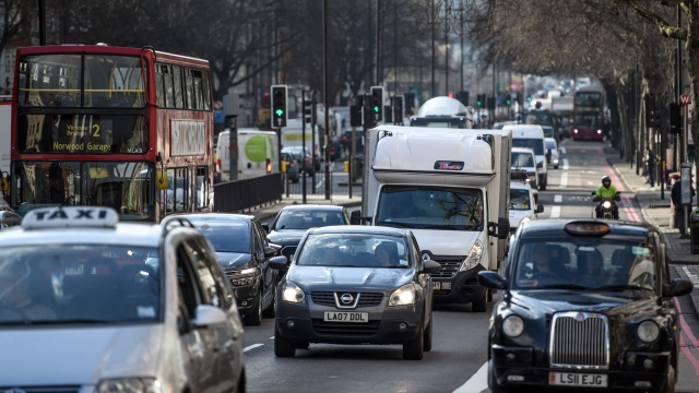 British drivers may also be unable to hire cars or take out insurance if the UK fails to thrash out a new transport deal with the EU (Photo: Carl Court/Getty Images)