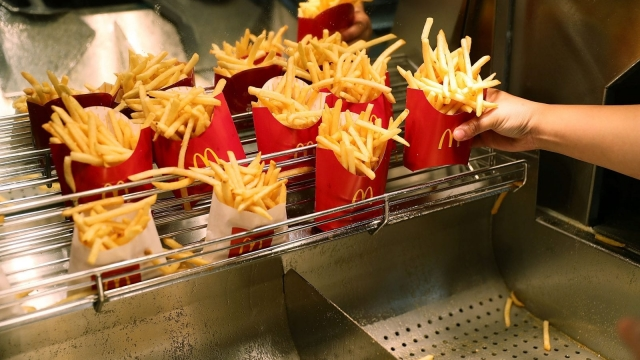 McDonald's reportedly under-serves French fries, saving money in doing so