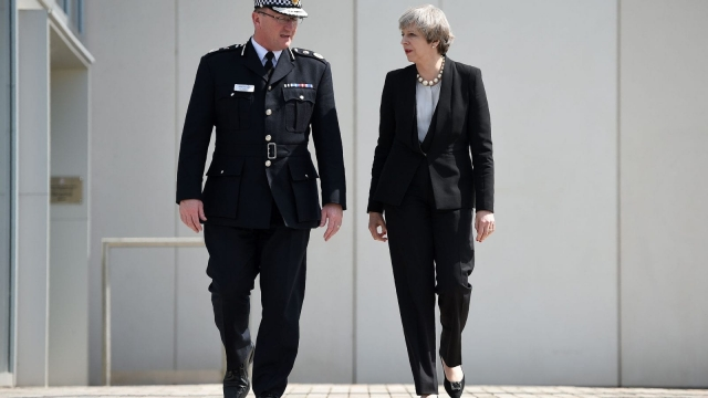 After the election of the Conservative-led coalition government in 2010 and May's appointment as home secretary, the police service sustained sequential cuts to funding (Photo: Getty)