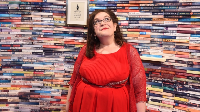 Naomi Alderman has written an essay about for 'Beneath the Skin'. Photo: Tabatha Fireman/Getty Images