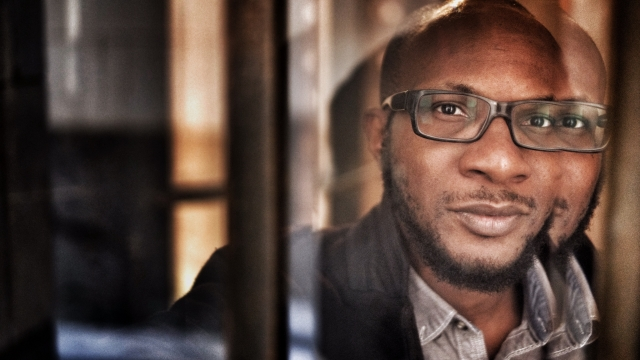 Teju Cole: 'I would look at a watering-can in the sun and have an epiphany with it.' Photo: Martin Lengemann Image via http://www.tejucole.com/about-2/