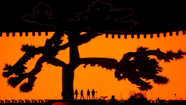 U2 are performing their classic album The Joshua Tree in full on tour this year