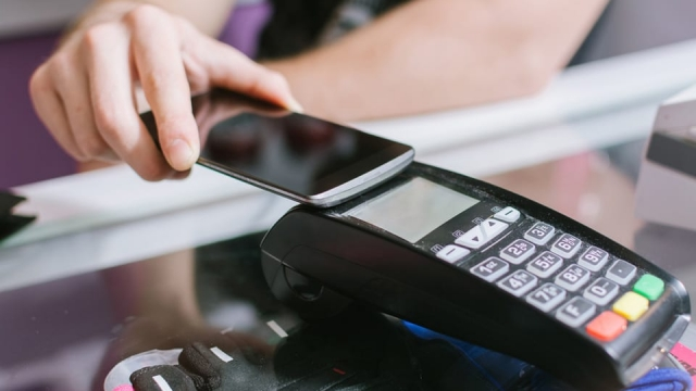 According to the UK Card association over £4 billion is spent using contactless cards a month