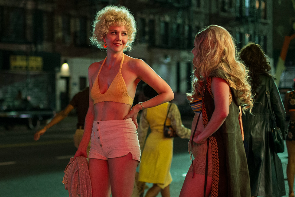 Article thumbnail: Maggie Gyllenhaal stars in HBO's The Deuce