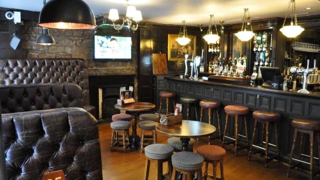Milnes Bar Edinburgh