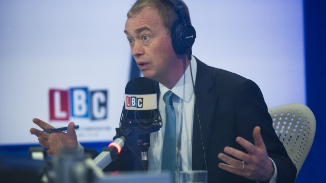 Tim Farron said he was passionate about LGBT+ rights