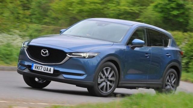 Article thumbnail: Mazda CX-5