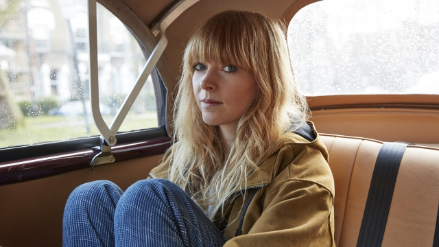 Lucy Rose, photographed by Laura Lewis