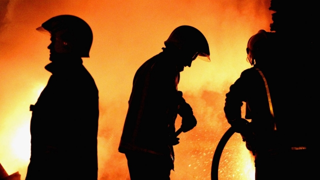 """The Home Office report noted suggestions the fire authority was an """"old boys' club"""". Photo: Getty."""