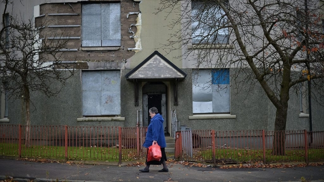 Statistics show more people in Scotland are relying on Crisis Grants (Photo: Getty)