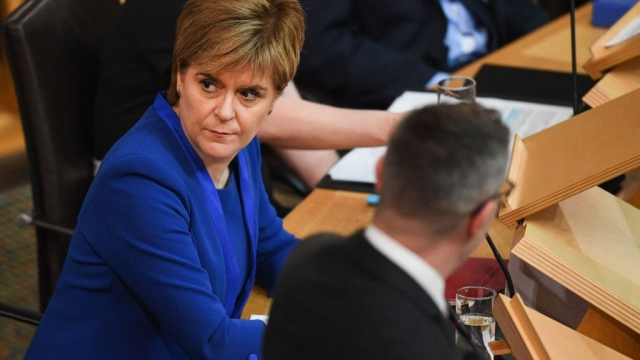 Nicola Sturgeon ordered the consultation as part of her plans for another Scottish independence referendum (Photo: Getty)