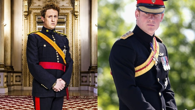 Article thumbnail: Richard Goulding played Prince Harry in both The Windsors and King Charles III