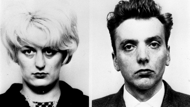Moors Murderers Myra Hindley and Ian Brady. (Photo: Greater Manchester Police/PA)