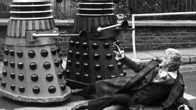 Jon Pertwee's Third Doctor