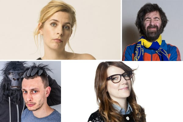 Sara Pascoe, David O'Doherty, Sara Schaefer or Richard Gadd