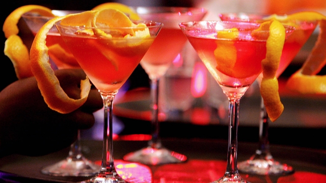 Cocktails are being undersold to consumers, a new documentary as revealed. Photo: Dibtangshu Sarkar/AFP/Getty Images